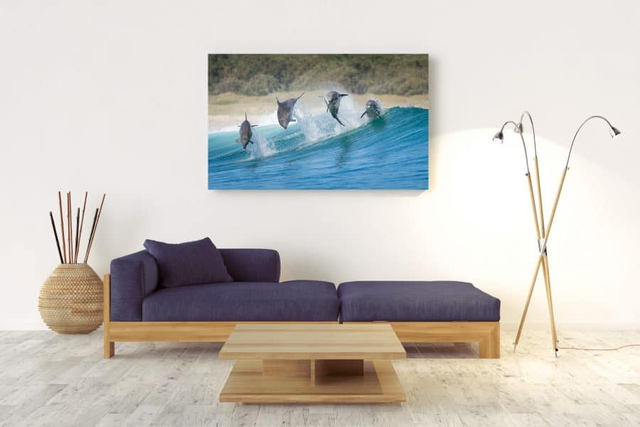 Awesome-Foursome-Acrylic-Wall-Mount