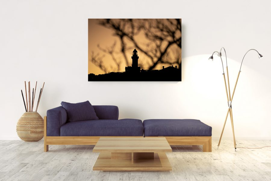 LIGHTHOUSE-SHADOWS-BYRON-BAY-Acrylic-Wall-Mount