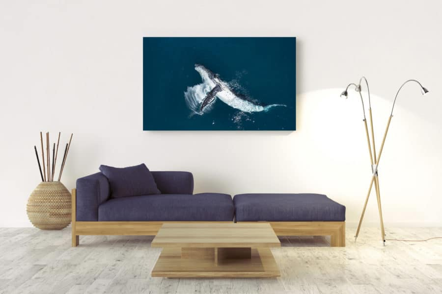 Slap | Byron Bay - Acrylic Wall Mount